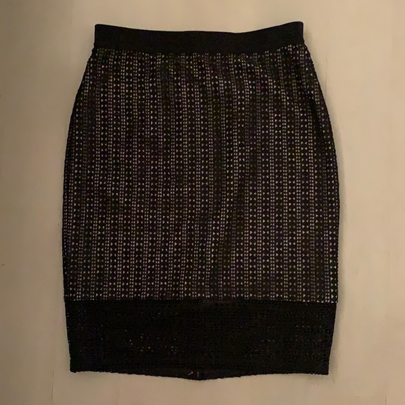 Ann Taylor Elegant Pencil Skirt